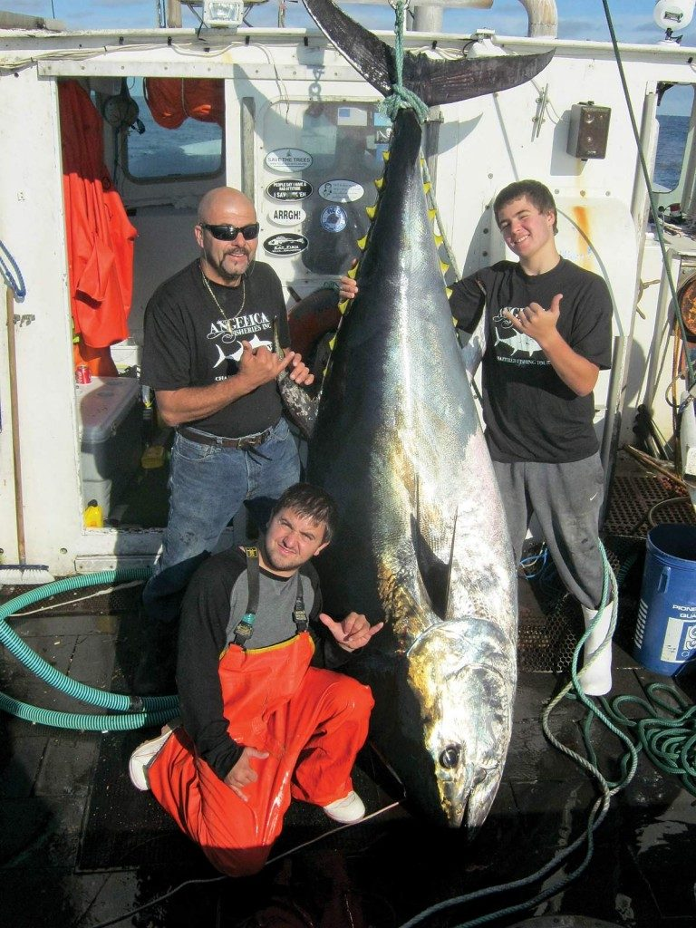 Captain Dave Marciano, The Hard Merchandise, Wicked Tuna, National Geographic