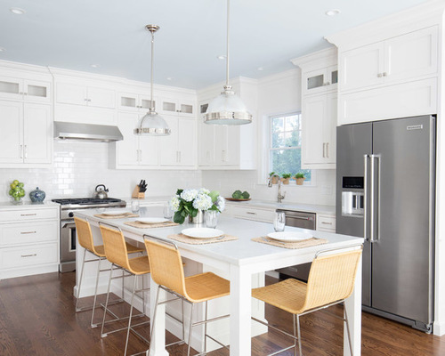 Kitchen Island 1 Tim Lenz Photography Original Photo On Houzz