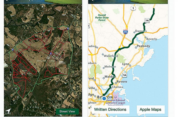 Trustees Of Reservations New Map App Northshore Magazine